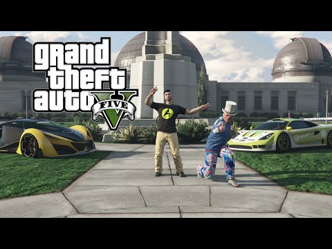 CUNNING STUNTS DLC! (GTA 5 Funny Moments/Fails/Glitches)