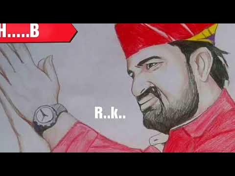 मैं फैन बेनीवाल दा @ Hanuman Beniwal New Song Super Fan Beniwal Da