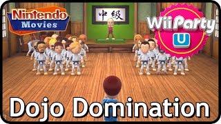Wii Party U - Dojo Domination - Intermediate