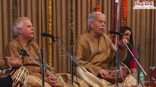 Pt Rajan Mishra & Pt Sajan Mishra - Vocal (Saptak Annual Festival 2018)