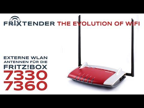 FriXtender Umbau Video Tutorial für Fritz!Box 7330