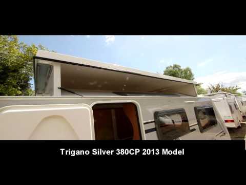 New Silver 340 Tde 2012 Pop Up Caravan Funnydog Tv
