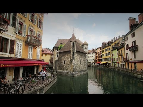 Annecy - Travel in Alpine France