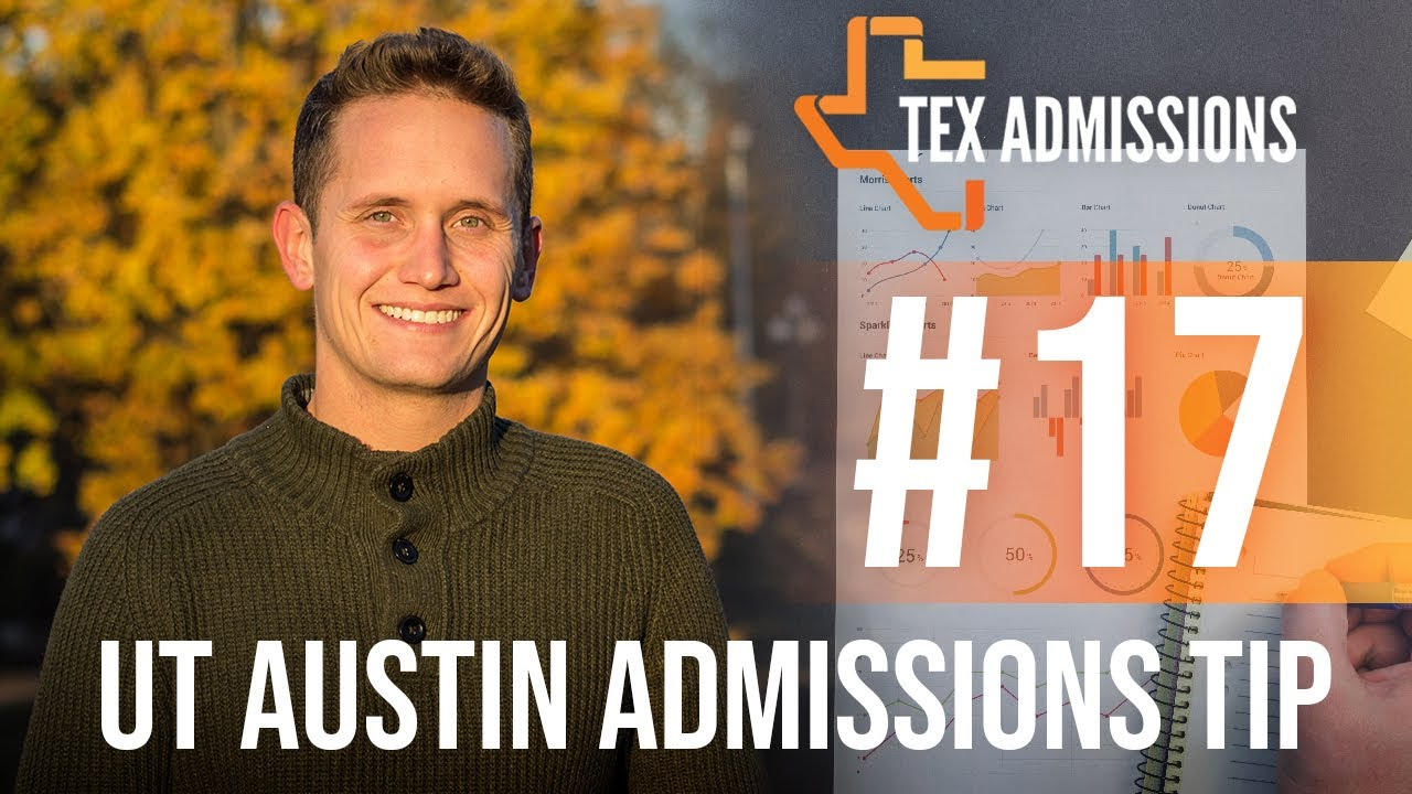 ut austin admissions tip 17 building your best resume youtube