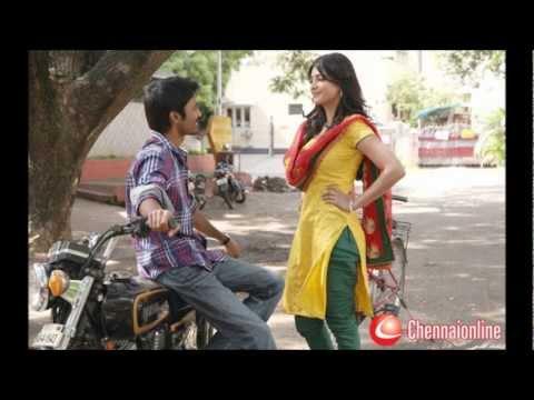 Poo Nee Poo Remix - 3 Movie ( Dhanush & Shruti Hassan )