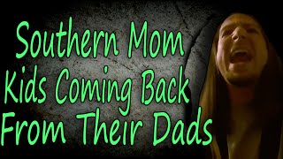 """""""Southern Mom Kids Coming Back From Their Dads"""" #SouthernMomma #DarrenKnight #Comedian #LOL #Funny"""