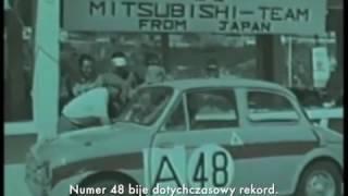 mitsubishi 500 driving
