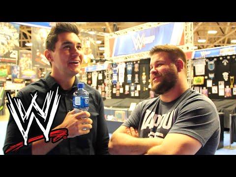 Pranking WWE Wrestlers! (WrestleMania 32)