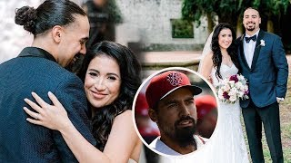 Anthony Rendon Family Video 👪 With Wife Amanda Rodriguez