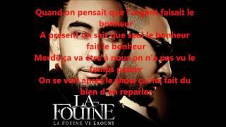 la fouine feat. leila - du bout des doigts + paroles