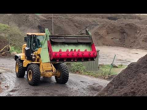 Kompostschaufel meetra Rotorschaufel M 3000 K