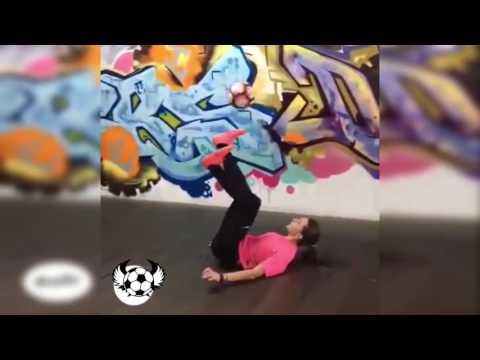 Freestyler Cewe Cantik   Freesyler Girl Crazy Skill