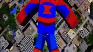 Amazing Spiderman 2 Trailer::Minecraft Animation