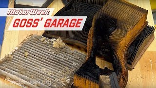 Pat Goss Explains Why You Need To Check Your Air Filter