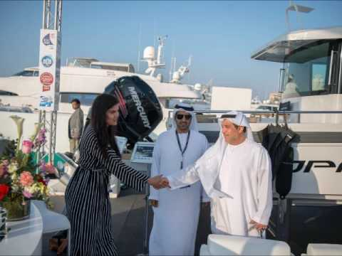 Dubai International Boat Show 2017 - Fast Marine Boats