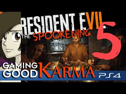 Resident Evil 7: The Spookening #5