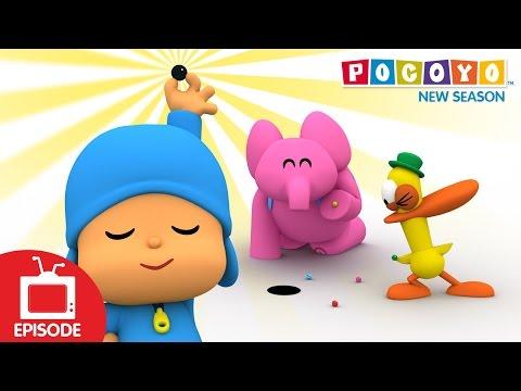 Pocoyo - Hole Lotta Trouble (S04E08) NEW EPISODES