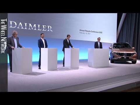 Daimler AG – Annual Results Conference 2020