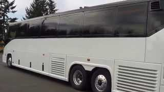 Northwest Bus Sales Used MCI coach 102-EL3 54 Passenger Tour Bus C60125