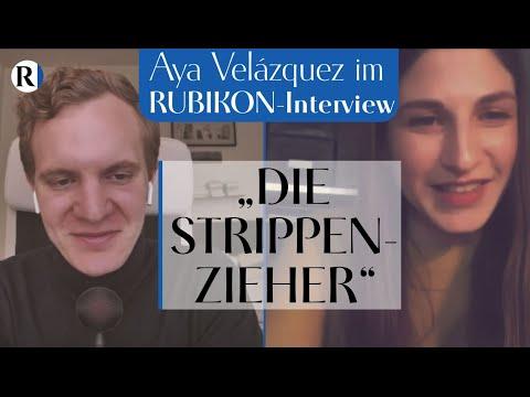 """Im Gespräch: """"Die Strippenzieher"""" (Aya Velázquez und Flavio von Witzleben)"""