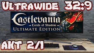Castlevania: Lords of Shadow - Akt 2/1 - 32:9 Ultrawide