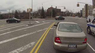 Access-A-Ride Almost Made Me Crash