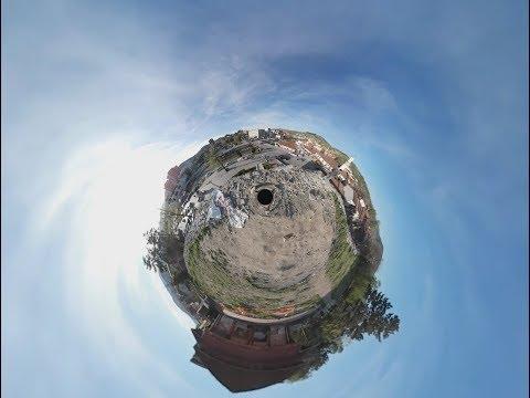 360° Novi Pazar, bedem, 4K [www.novipazarguide.com]