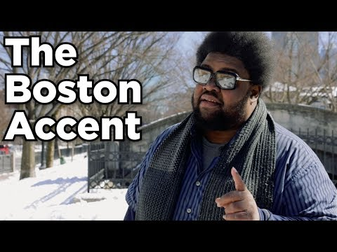How to Do the Boston Accent (Funny)