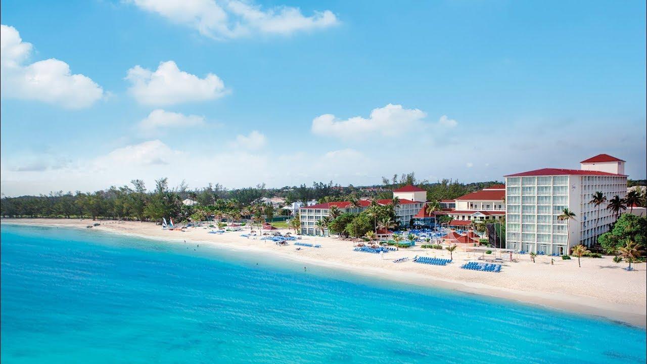 Breezes Resort Nassau Bahamas