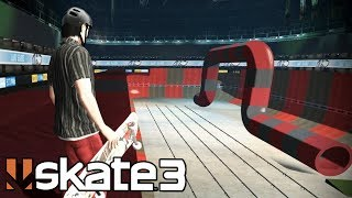 Skate 3: EPIC CUSTOM SPEED GLITCH PARK!