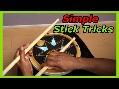*Simple* AND Useful Snare Drum Stick Tricks You Can Utilize