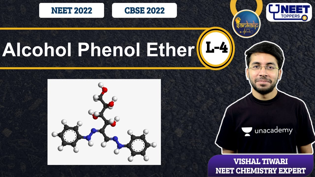 Sankalp: Alcohol Phenol Ether L-4 | Vishal Tiwari
