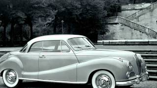 BMW 502 Coupe