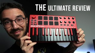 Akai Professional MPK Mini: The Most COMPLETE REVIEW (2020) and instructions