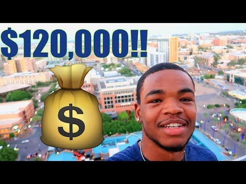 I BOUGHT A $120,000 PENTHOUSE IN ARIZONA!! 💰💰