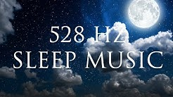 8 Hour Healing Sleep Music  Regenerate Your Cells | Delta Binauralbeats | Solfeggio 528Hz