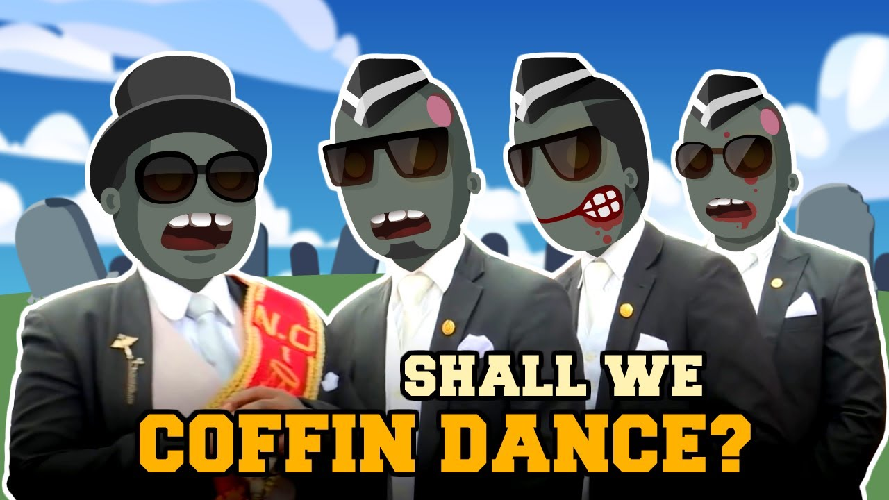 COFFIN DANCE MEME | Zombies Version (Astronomia) - YouTube