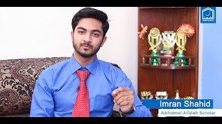 How Alkhidmat Change Life of People