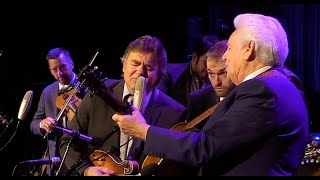 I Feel the Blues Moving In / Train 45 - The Del McCoury Band | Live from Here with Chris Thile