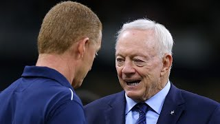 Cowboys owner Jerry Jones: Jason Garrett 'will be coaching in the NFL next year...