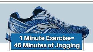 Top 10 Exercises - Science Says 1 Minute of this Exercise is = to 45 min. of Jogging