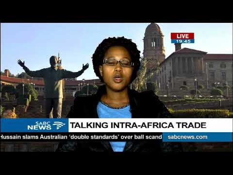 Intra-Africa trade - Xolelwa Mlumbi-Peter