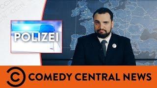 Polizei | Staffel 1 - Folge 19 | CC:N - Comedy Central News mit Ingmar Stadelmann