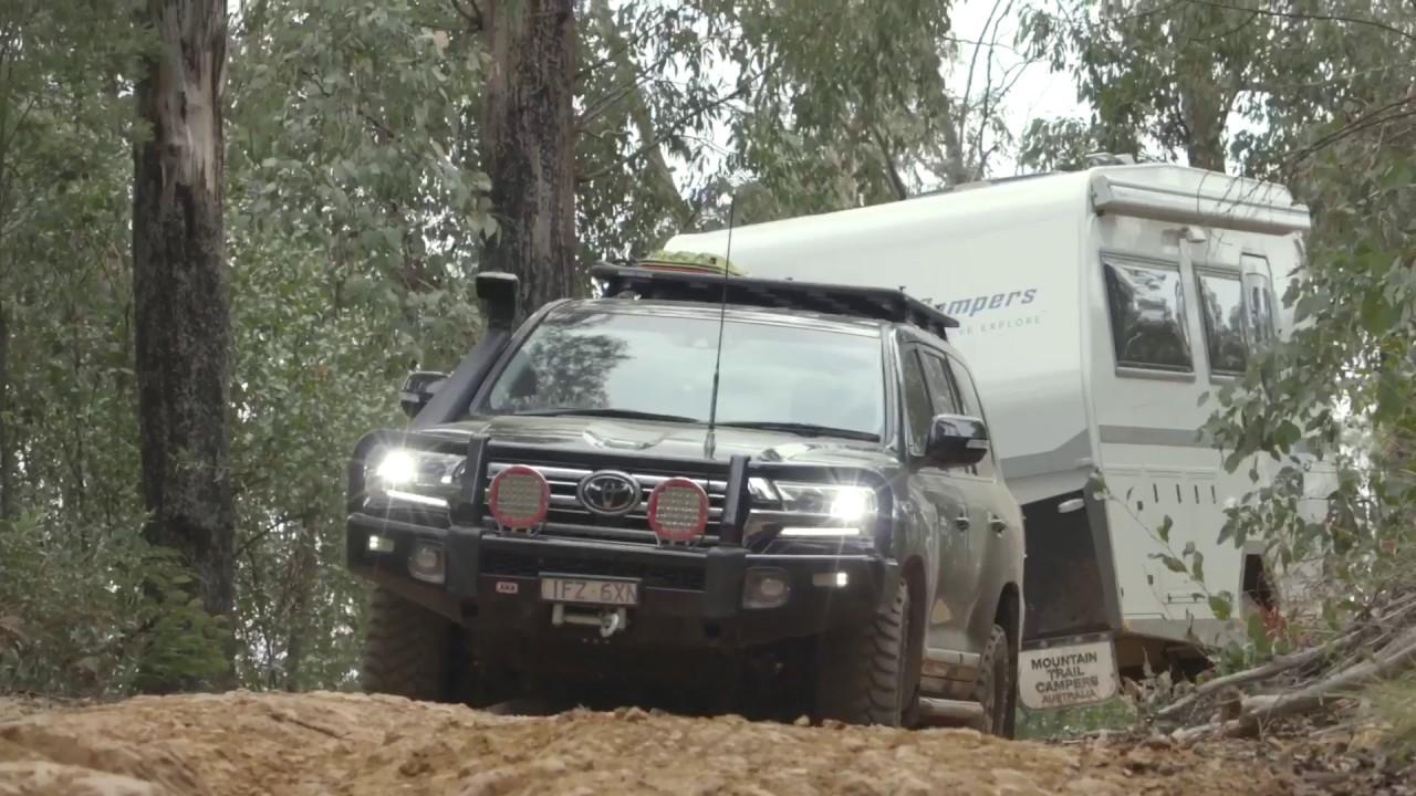 Lxv Off Road Hybrid Caravan