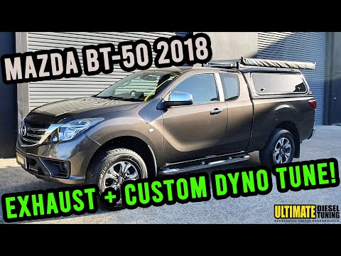 Excellent Gains In Power U0026 Torque For This BT-50, 2018 Model!