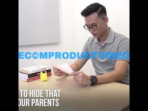 Confidential Roller Stamp | Ecom Product Video