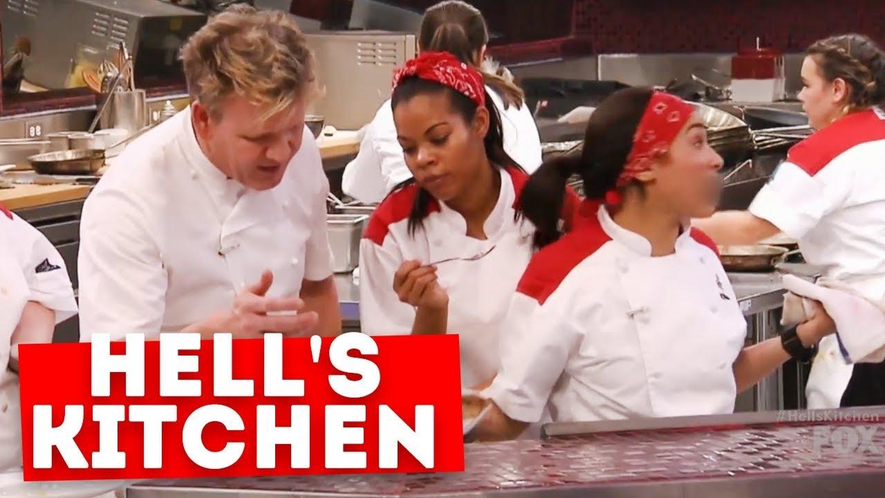 Hell S Kitchen Season 17 Episode 10 Dinner Service