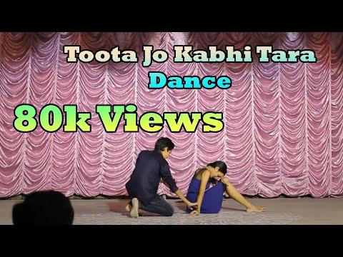 Toota Jo Kabhi Tara Duet Dance