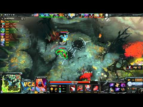 iG vs Malaysia - WCA 2014 LAN Semifinals - Game 2