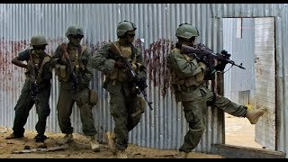 US Building Bases & Deploying Troops To Somalia